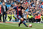 SD Eibar's Jose Angel Valdes 'Cote' during La Liga match between Real Madrid and SD Eibar at Santiago Bernabeu Stadium in Madrid, Spain.April 06, 2019. (ALTERPHOTOS/A. Perez Meca)