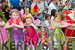 Ella Lyons, Aoife Lyons, Lauren Lyons and Aisling O'Mahony enjoying the Fairy Festival in Kilflynn on Sunday