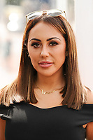 Sophie Kasaei<br /> Cast members of Geordie Shore take Shag Pad on Tour to launch series 15, London. <br /> <br /> <br /> &copy;Ash Knotek  D3293  10/08/2017