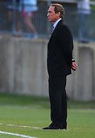 Boyds, MD - Saturday Sept. 03, 2016: Jim Gabbara during a regular season National Women's Soccer League (NWSL) match between the Washington Spirit and the Western New York Flash at Maureen Hendricks Field, Maryland SoccerPlex.