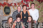 SEVEENTEEN: Katie Horan, Killeen Rd, Tralee (seated 2nd right) was treated to a fab 17th birthday party in Cassidy's, Tralee last Friday night