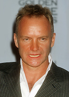 Sting, 2002, Photo By Michael Ferguson/PHOTOlink