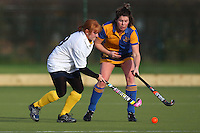 Upminster HC Ladies 4th XI vs Romford HC Ladies 2nd XI 28-11-15