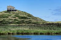 Ballston Beach house, Truro, Cape Cod, Massachusetts, USA.