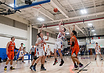 WOODBURY, CT. 03 January 2020-010320BS258 - Nonnewaug's Ethan Ciesieiski (30) puts up shot uncontested in the lane, during a BL basketball game between Terryville and Nonnewaug at Nonnewaug High School in Woodbury on Friday. Bill Shettle Republican-American