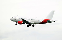 RIONEGRO, COLOMBIA - MAY 12: An airplane of the Avianca airline takes off from the runway of the José María Córdoba International Airport on May 12, 2020 in Rionegro. Avianca filed for bankruptcy in the United States on May 11, 2020 to reorganize its debt due to the impact of the coronavirus pandemic. (Photo by Fredy Builes / VIEWpress via Getty Images)