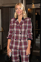 Holly Willoughby at the  TV Choice Awards at the Dorchester Hotel, Park Lane, London on September 10th 2018<br /> CAP/ROS<br /> &copy;ROS/Capital Pictures
