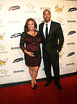 "Radio Personality Egypt and Mike Jackson Attend Hearts of Gold's 15th Annual Fall Fundraising Gala ""Arabian Nights!"" Held at the Metropolitan Pavilion, NY 11/3/11"