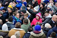Leeds United's Luke Ayling arrives at the ground<br /> <br /> Photographer Chris Vaughan/CameraSport<br /> <br /> The EFL Sky Bet Championship - Leeds United v Sheffield Wednesday - Saturday 11th January 2020 - Elland Road - Leeds<br /> <br /> World Copyright © 2020 CameraSport. All rights reserved. 43 Linden Ave. Countesthorpe. Leicester. England. LE8 5PG - Tel: +44 (0) 116 277 4147 - admin@camerasport.com - www.camerasport.com