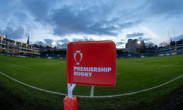 A general view of The Recreationb Ground, home of Bath Rugby<br /> <br /> Photographer Bob Bradford/CameraSport<br /> <br /> Gallagher Premiership - Bath Rugby v Gloucester Rugby - Monday 4th February 2019 - The Recreation Ground - Bath<br /> <br /> World Copyright &copy; 2019 CameraSport. All rights reserved. 43 Linden Ave. Countesthorpe. Leicester. England. LE8 5PG - Tel: +44 (0) 116 277 4147 - admin@camerasport.com - www.camerasport.com