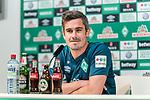 14.03.2019, Mixed Zone - Weserstadion, Bremen, GER, 1.FBL, Werder Bremen, Fin Bartels (Werder Bremen #22) Mixed Zone, <br /> <br /> im Bild<br /> Fin Bartels (Werder Bremen #22), <br /> <br /> Foto &copy; nordphoto / Ewert