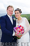 Helena Doherty and Shaun Kelly were married at Churchill by Fr. Mulvihill on Friday 29th September 2017 with a reception at Ballyroe Heights Hotel