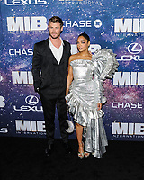 "11 June 2019 - New York, New York - Chris Hemsworth, Tessa Thompson. ""Men In Black: International"" New York Premiere held at AMC Lincoln Square. Photo Credit: Mario Santoro/AdMedia"