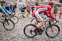 Dimitri Claeys (BEL/Cofidis) <br /> <br /> 2018 Binche - Chimay - Binche / Memorial Frank Vandenbroucke (1.1 Europe Tour)<br /> 1 Day Race: Binche to Binche (197km)
