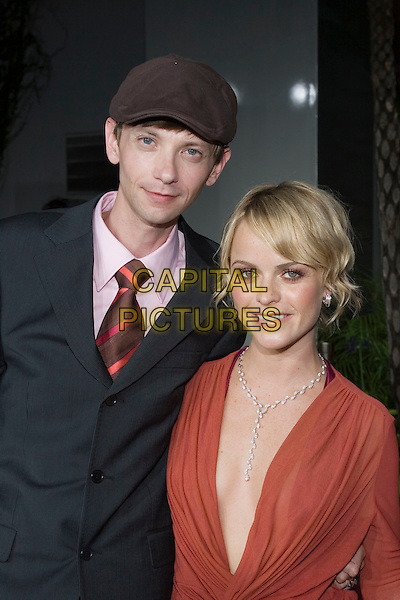 """DJ QUALLS & TARYN MANNING.At the """"Hustle & Flow"""" Los Angeles Film Premiere,.held at the Arclight Cinerama Dome, .Hollywood, California, USA, 20th July 2005..half length plunging neckline low cut.Ref: ADM.www.capitalpictures.com.sales@capitalpictures.com.©Zach Lipp/AdMedia/Capital Pictures."""
