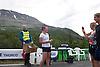Race number 282 Nora Johansen  - Norseman 2012 - Photo by Justin Mckie Justinmckie@hotmail.com