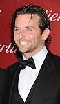 PALM SPRINGS, CA - JANUARY 05: Bradley Cooper arrives at the 24th Annual Palm Springs International Film Festival - Awards Gala at the Palm Springs Convention Center on January 5, 2013 in Palm Springs, California