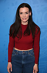 """Jennifer Damiano from the cast of The New Group production of """"Bob & Carol & Ted & Alice"""" at the Linney Theatre on January 26, 2020 in New York City."""