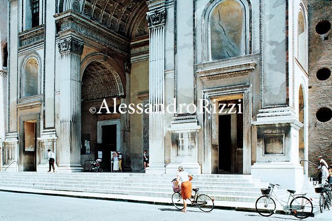 Mantova Architecture
