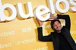 Raul Fernandez de Pablo attends Abuelos premiere on October 09, 2019 in Madrid, Spain.(ALTERPHOTOS/ItahisaHernandez)