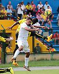 Floridablanca- Alianza Petrolera y Uniautónoma empataron sin goles el partido correspondiente a la fecha 15 del Torneo Clausura 2014, desarrollado en el estadio Álvaro Gómez Hurtado, el 18 de octubre.