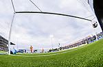 S&ouml;dert&auml;lje 2014-05-18 Fotboll Superettan Syrianska FC - Hammarby IF :  <br /> Hammarbys Pablo Pinones-Arce g&ouml;r 3-2 bakom Syrianskas m&aring;lvakt Magnus Bergl&ouml;f <br /> (Foto: Kenta J&ouml;nsson) Nyckelord:  Syrianska SFC S&ouml;dert&auml;lje Fotbollsarena Hammarby HIF Bajen jubel gl&auml;dje lycka glad happy remote remotekamera