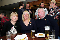 30th. Anniversary of the Miners' Strike<br /> End of Strike Social<br /> Florence Sports and Social Club<br /> Stoke on Trent<br /> Part of a season of events commemorating the 30th anniversary of the miners' strike of 1984 - 1985.<br /> Members of the audience.
