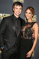 LOS ANGELES - APR 30:  Darin Brooks, Kelly Kruger at the CBS Daytime Emmy After Party at the Pasadena Conferene Center on April 30, 2017 in Pasadena, CA
