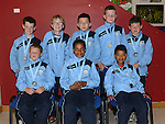 Drogheda Marsh Crescent U-11 Premier League runners up. Photo:Colin Bell/pressphotos.ie