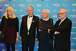 &copy;www.agencepeps.be/ F.Andrieu - Belgique -Bruxelles - 140201 - Les Magrittes du cin&eacute;ma ont r&eacute;compens&eacute; comme chaque ann&eacute;e les professionnels du cin&eacute;ma belge. Belgium cin&eacute; awards the &quot;Magritte of the cinema&quot;<br /> Pics: Gerard Corbiau son &eacute;pouse et des amis