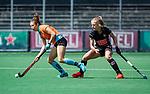 AMSTELVEEN  - Lauren Stam (A'dam)    . Hoofdklasse hockey dames ,competitie, dames, Amsterdam-Groningen (9-0) .     COPYRIGHT KOEN SUYK