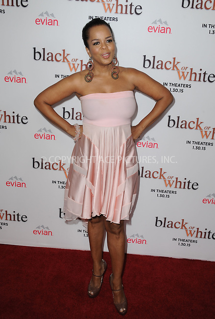 WWW.ACEPIXS.COM<br /> <br /> January 20 2015, LA<br /> <br /> Paula Newsome arriving at the premiere of Relativity Media's 'Black or White' at Regal Cinemas L.A. Live on January 20, 2015 in Los Angeles, California.<br /> <br /> By Line: Peter West/ACE Pictures<br /> <br /> <br /> ACE Pictures, Inc.<br /> tel: 646 769 0430<br /> Email: info@acepixs.com<br /> www.acepixs.com