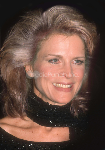 Candace Bergen 1990<br /> Photo By John Barrett/PHOTOlink.net /MediaPunch