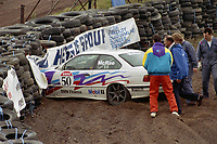 British Touring Car Championship at Knockhill. #50 Colin McRea (GBR). M Team Mobil. BMW 318is Coupe.