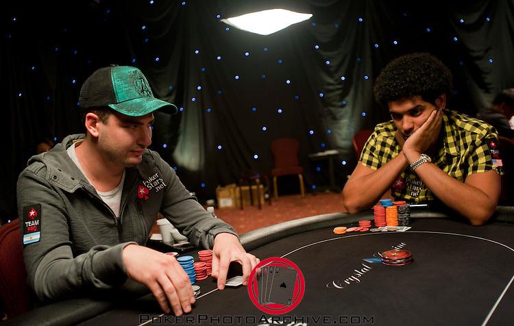 Heads Up: Team Pokerstars Pros Nacho Barbero and David Williams