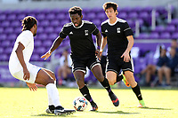 Orlando, Florida - Monday January 15, 2018: Ema Twumasi. Match Day 2 of the 2018 adidas MLS Player Combine was held Orlando City Stadium.