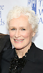 Glenn Close attends the 73rd Annual Theatre World Awards at The Imperial Theatre on June 5, 2017 in New York City.