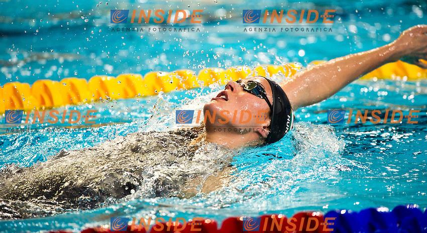 JAKABOS Zsuzsanna HUN.Women 200m Individual Medley    final.FINA World Short Course Swimming Championships.Istanbul Turkey 12 - 16 Dec. 2012.Day 04.Photo G.Scala/Deepbluemedia/Inside