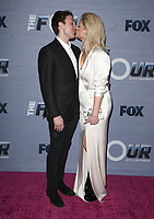 08 February 2018 - West Hollywood, California - Daryl Sabara, Meghan Trainor. FOX's The Four: Battle For Stardom season finale viewing party held at Delilah. <br /> CAP/ADM/FS<br /> &copy;FS/ADM/Capital Pictures