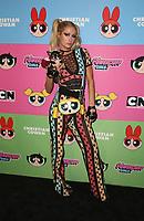 8 March 2019 - Los Angeles, California - Paris Hilton. Christian Cowan x The Powerpuff Girls held at City Market Social House. Photo Credit: Faye Sadou/AdMedia