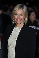 Jenni Falconer attends the 2014 British Academy Games Awards at Tobacco Dock, London.  12/03/2014 Picture by: Dave Norton / Featureflash