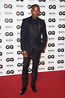 LONDON, UK. September 05, 2018: Eric Underwood at the GQ Men of the Year Awards 2018 at the Tate Modern, London