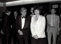 Denis Heroux<br /> attend the World Film Festival, September 1st, 1986