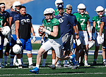 _W1_8153<br /> <br /> The BYU Football Team holds a public practice and Fan Fest at Dixie High School in St. George, Utah.<br /> <br /> 2017 BYU Football - Spring Practice March 17, 2017<br /> <br /> March 17, 2017<br /> <br /> Photo by Jaren Wilkey/BYU<br /> <br /> &copy; BYU PHOTO 2017<br /> All Rights Reserved<br /> photo@byu.edu  (801)422-7322