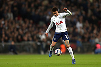 Dele Alli of Tottenham Hotspur during Tottenham Hotspur vs Manchester City, Premier League Football at Wembley Stadium on 14th April 2018