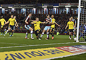 19/04/2016 Sky Bet League Championship  Burnley v Middlesbrough<br /> Michael Keane scores the equaliser