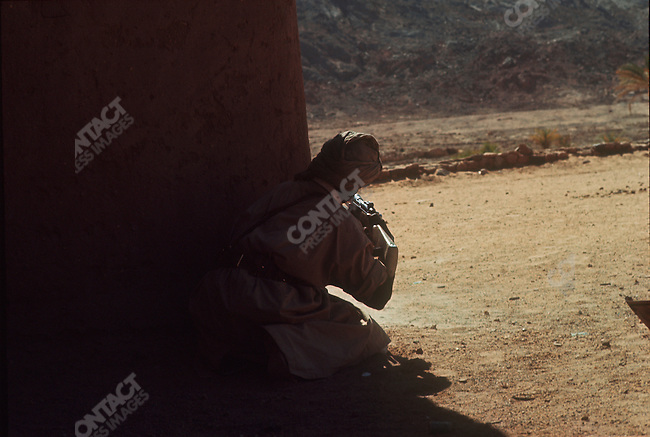 Tibesti, Tchad, February 1970