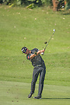 Rafael Cabrera Bello of Spain in action during the 58th UBS Hong Kong Golf Open as part of the European Tour on 08 December 2016, at the Hong Kong Golf Club, Fanling, Hong Kong, China. Photo by Vivek Prakash / Power Sport Images