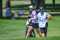 Lydia Ko (NZL) chips in from off the green on 2 during round 3 of the 2018 KPMG Women's PGA Championship, Kemper Lakes Golf Club, at Kildeer, Illinois, USA. 6/30/2018.<br /> Picture: Golffile | Ken Murray<br /> <br /> All photo usage must carry mandatory copyright credit (&copy; Golffile | Ken Murray)