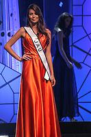 SAO PAULO, 11 DE AGOSTO DE 2012. MISS SAO PAULO 2012. A Miss Jau,Francine Pantaleao, desfila de biquini durante o concurso Miss Sao Paulo na noite deste sabado. FOTO - ADRIANA SPACA BRAZIL PHOTO PRESS